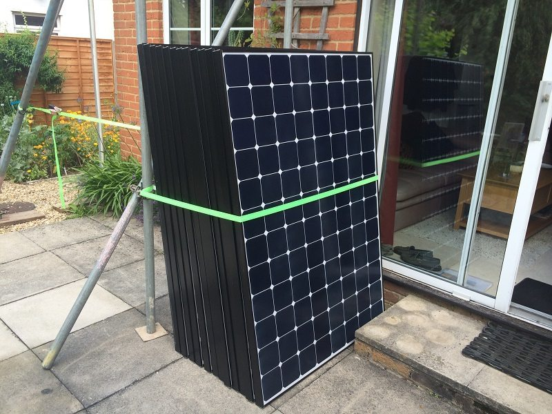 Solar Photovoltaic Panels Supplied and Fitted in Oxfordshire