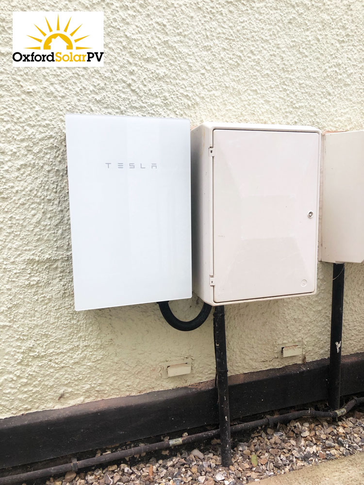 Tesla Powerwall Oxfordshire