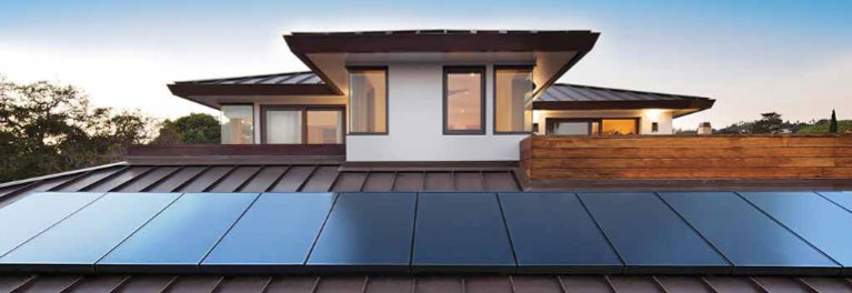 Domestic Solar PV Installation